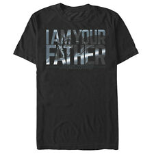 Star Wars Darth Vader Your Father Mens Graphic T Shirt