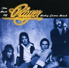 Player - Baby Come Back: The Best of Player CD NEW