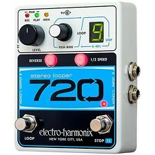 Electro-Harmonix Stereo with 10 Loops & 12 Minutes Recording Time LN