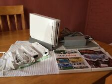 Nintendo Wii White Console Pack And Games