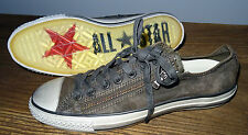 Converse OX TARMAC JOHN VARVATOS All Star CHUCK TAILOR Double Zip Low 43 136707C
