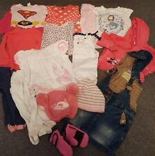 BABY GIRLS CLOTHES BUNDLE, 18-23 MONTHS,  16 ITEMS