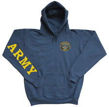 US Army sweatshirt hooded men's army hoodie sweat shirt hoody jumper sweats