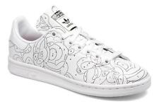 Women's Adidas Originals Stan Smith Ro W Lace-up Trainers in White