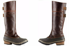 WOMENS SOREL SLIMPACK RIDING TALL II  Boots Umber NL2321-261(1690301-261)