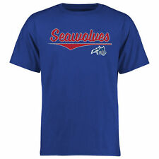 Stony Brook Seawolves Royal American Classic T-Shirt