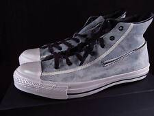 Converse X by John Varvatos Chuck Taylor All Star Back Zip Hi GREY 142981C