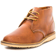 Red Wing Rw 03322 Mens Chukka Boots Copper New Shoes
