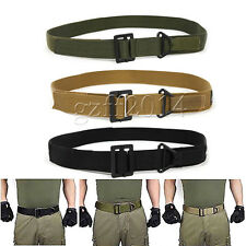 one great Blackhawk Emergency Rescue Military  Rigger Tactical Belts Adjustable