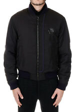 VIKTOR ROLF Man Black Reversible Bomber Jacket New with Tags and Original