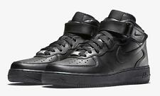1610 Nike Air Force 1 Mid 07 Leather Women's Athletic Sneakers Shoes 366731-001