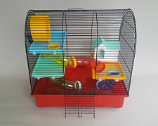 Hamster Cage Rat Gerbil Rodents Hamster Animals Mouse With Accesories House