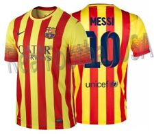 NIKE LIONEL MESSI FC BARCELONA AWAY YOUTH JERSEY 2013/14.