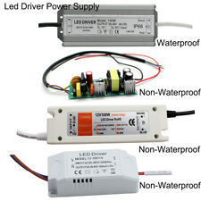10W 20W 30W 50W 100W High Power LED Driver Power Supply 85-265V Constant Current