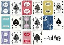 Authentic Decks LAS VEGAS CASINO Table-Played PLAYING CARDS New SEALED