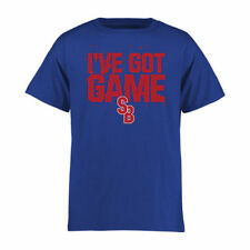 Stony Brook Seawolves Youth Royal Got Game T-Shirt
