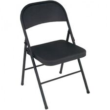 Cosco Steel Folding Chair, Set of 4. Shipping Included