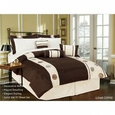 Livingston Home Lunar 11 Piece Bed in a Bag Set. Shipping is Free