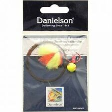 Danielson Salmon/Steelhead Rig with Matzuo Sickle Hook. Free Delivery