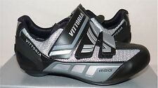Vittoria MSG Silver Road Bike Cycle Cycling Shoe Shoes RRP £70.99