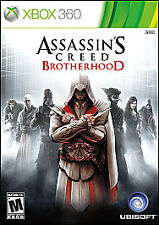 Assassins Creed Brotherhood ---Xbox 360