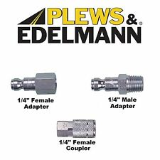 Plews Edelmann Air Hose Fittings Mechanic Tool Tools Garage Maintenance