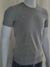 Armani Exchange T Shirt Gray Crew Neck Logo on Chest NWT