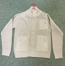 Boys LOVELY New Knitted Cardigan Jumper KnitSweater Top Next