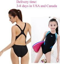 new Yingfa 946 one piece racing and training swimsuit for women and girls