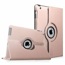 360 Degree Rotating Case Stand Smart Wake/Sleep Cover for iPad 2/iPad 3 / iPad 4
