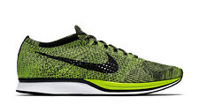 Nike Flyknit Racer Volt Neon 526628 731 Men Sizes