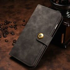 Leather Removable Wallet Magnetic Flip Card Case Cover for iPhone 6 6S Plus New