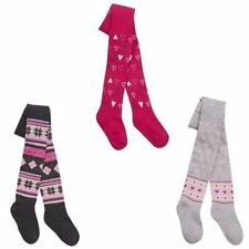 45B115 -Tick Tock Baby Girls Cotton Tights 3 Designs To Choose From- Great Price