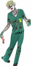 Smiffys Zombie Paramedic Mens Costume Fancy Dress Halloween Doctor