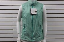 Women's Marmot DriClime Bi-Component Ether DriClime Vest Green Frost 56170