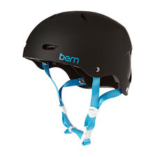 2016 Bern BRIGHTON Ladies' Watersports Helmet Canoe Kayak Wake M Black. 43245
