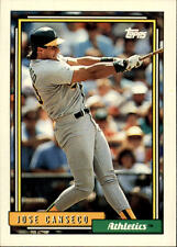 1992 Topps #100 Jose Canseco - NM-MT