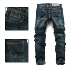 2016 New Dsquared2 Men's Slim pants Denim jeans DSQ D5002 Size 28-38