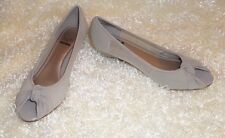 IMPO WOMEN`S STRETCH WEDGE SANDAL SIZE 9 M NWOT