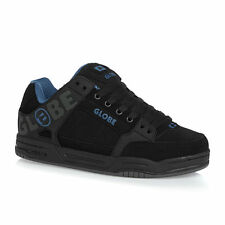 GLOBE TILT BLACK BLACK BLUE MENS CASUAL SKATEBOARD SHOES SNEAKERS CLEARANCE