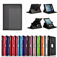 360 Rotating Magnetic Leather Smart Cover Case Stand For Apple iPad Mini iPhone