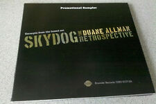 DUANE ALLMAN Excerpts from Skydog The Duane Allman Retrospective promo sampler