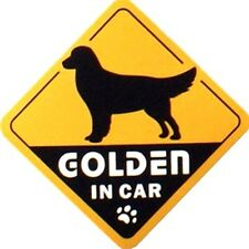 Golden Retriever Pet Dog Auto Vinyl Decal Car Vehicle Truck Window Sticker Label