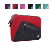 Neoprene Sleeve Cover Case w/Accessory Pocket fits Amazon Kindle Fire HD 8.9