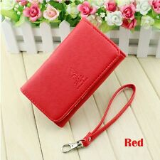 Fad Women's Wallet Leather Purse Case Cover For Samsung I9100 9300 iPhone 4S