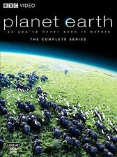 Brand New Planet Earth - The Complete Collection (DVD, 2007, 5-Disc Set)