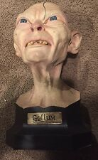 The Lord Of The Rings Sideshow Weta Gollum 3:4 Scale Ploystone Bust 714/1500