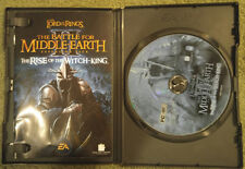 PC DVD Lord of the Rings Battle for Middle Earth 2 - Rise of The Witch King