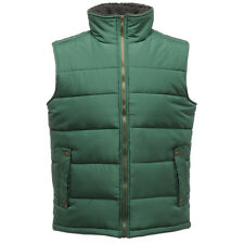Regatta Mens Altoona Quilted Insulated Fleece Collar Gilet Bodywarmer