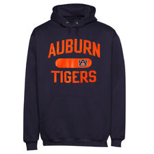 Auburn Tigers Navy Blue Athletic Issued Hoodie - College